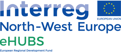 logo Interrreg North-West Europe eHUBS
